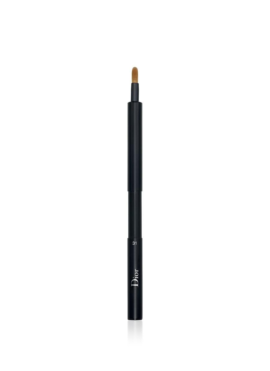 Standart Kadın Renksiz Dior Backstage Brushes Professional Finish Makyaj Fırçası Kozmetik Aksesuarı