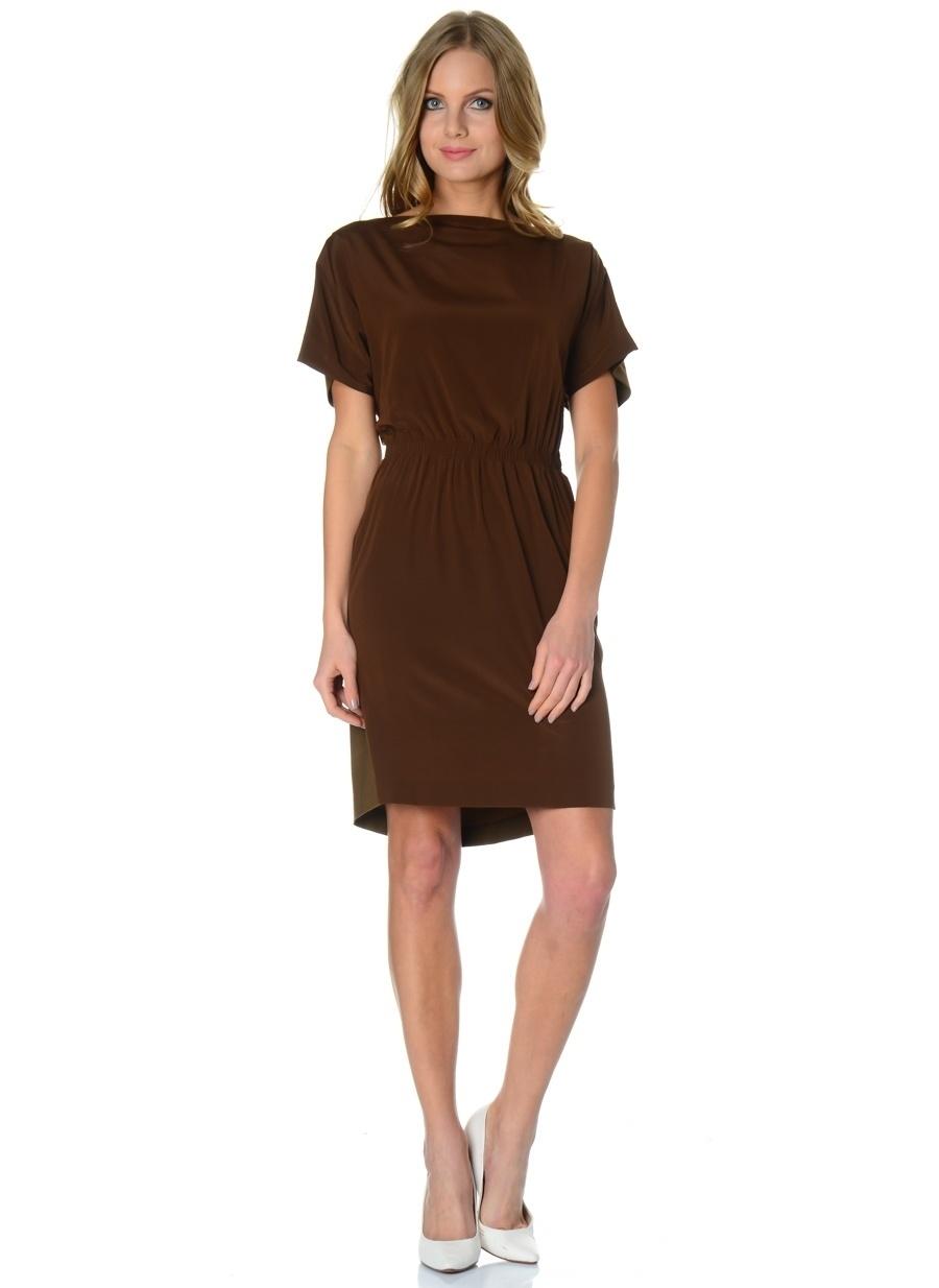 38 Kahve Beymen Club Elbise Kadın Giyim