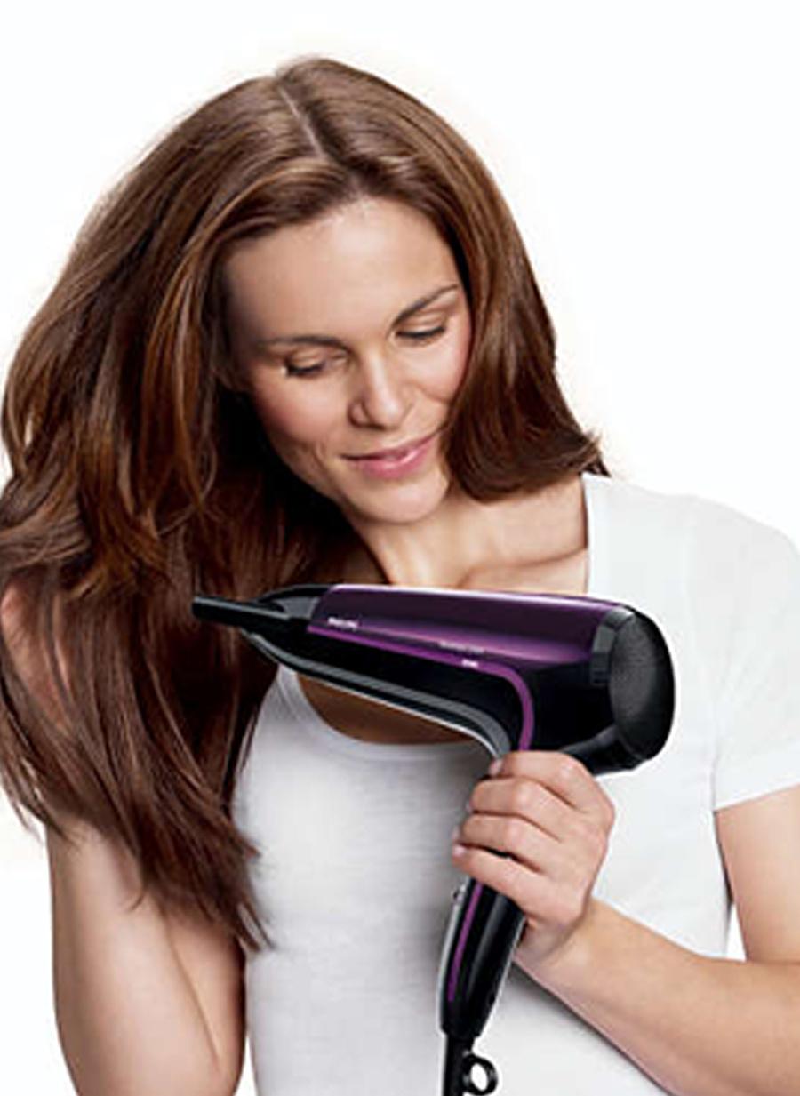 Standart unisex Renksiz Philips Thermoprotect HP8233 00 2200W İyonik Saç Kurutma Makinesi Ev Elektrikli Aletleri Kişisel Bakım Ürünleri