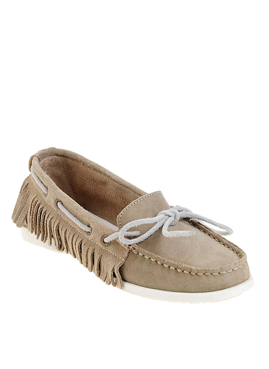40 Koyu İndigo Lumberjack Kot Düz Ayakkabı Çanta Kadın