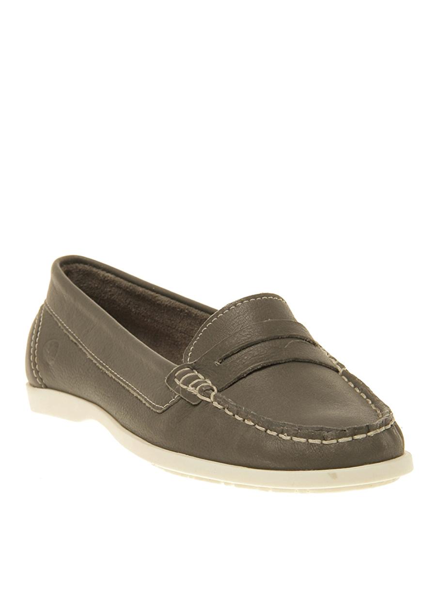 37 Gri Lumberjack Yürüyüş Ayakkabısı Spor Kadın Sneakers