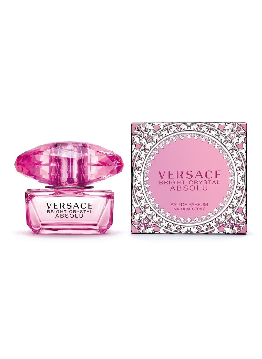 Standart Renksiz Versace Bright Crystal Absolu Edp 50 ml Kadın Parfüm Kozmetik