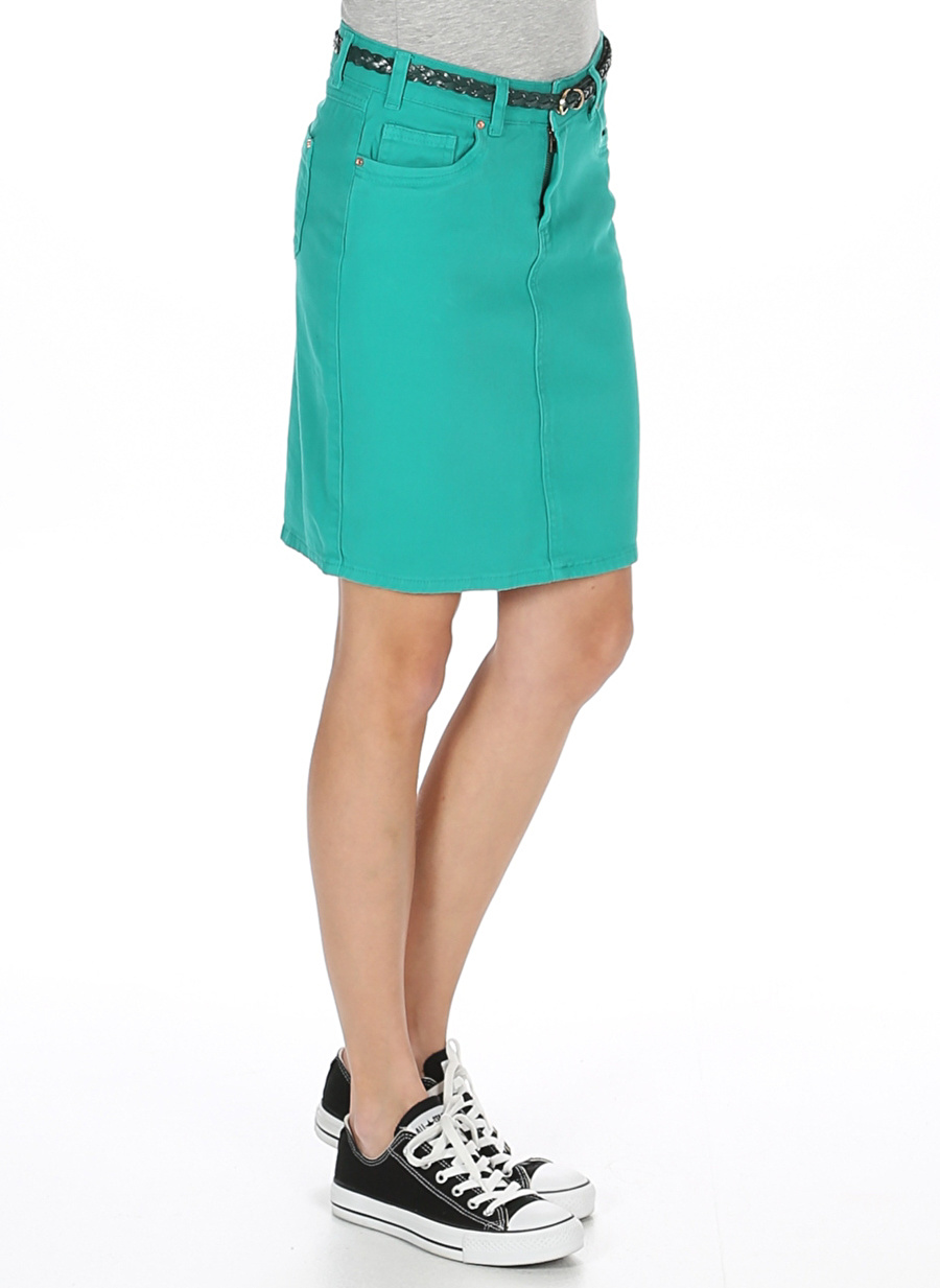 28 Vizon Fashion Friends Jean Etek Kadın Giyim