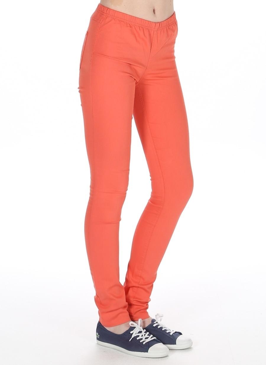 S-M Mercan Vero Moda Pantolon Kadın Giyim