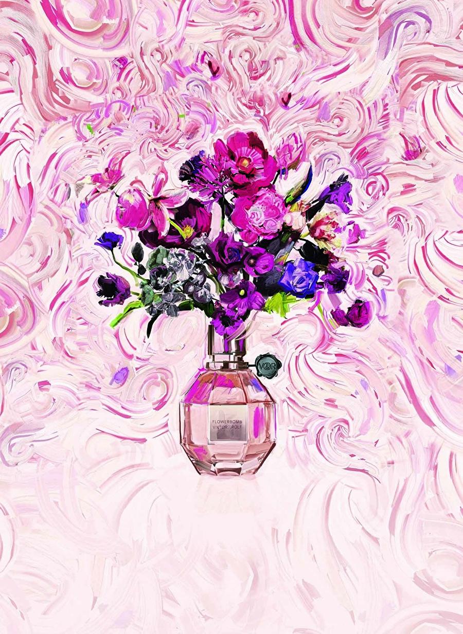 Standart Renksiz Viktoramp;Rolf Viktor&Rolf Flower Bomb Edp 50 ml Kadın Parfüm Kozmetik