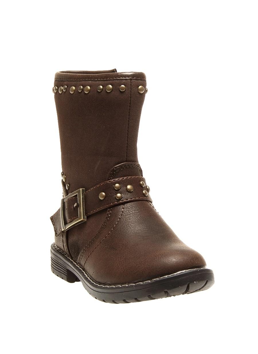 27 unisex Kahve Mammaramma Bot Ayakkabı Çanta Çocuk Ayakkabıları BotÇizmeler