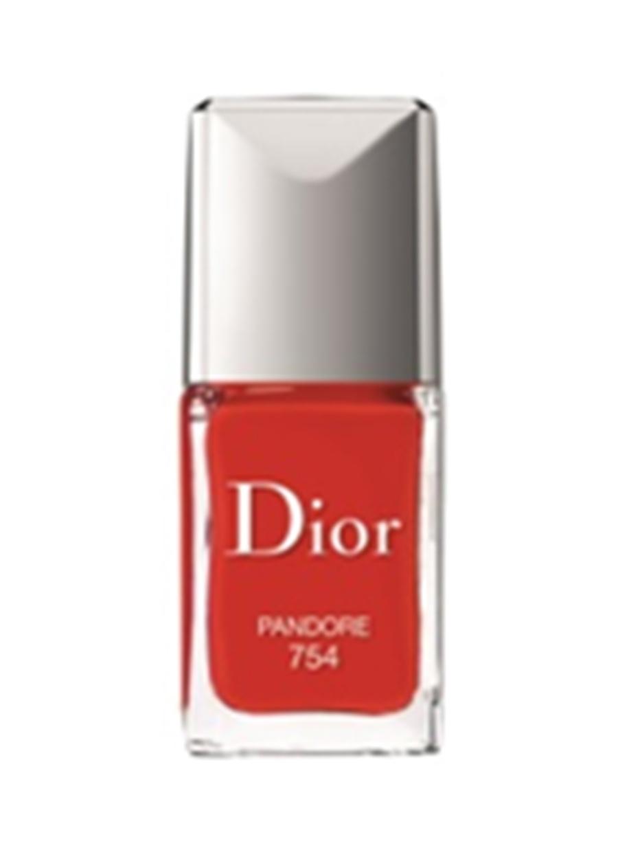 Standart Kadın Renksiz Dior Rouge Vernis 754 - İt Shade Oje Kozmetik Makyaj Tırnak Bakımı