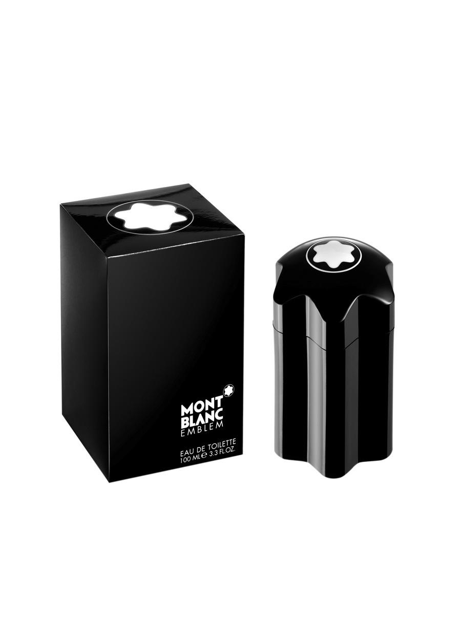 Standart Renksiz Mont Blanc Emblem Edt 100 ml Erkek Parfüm Kozmetik