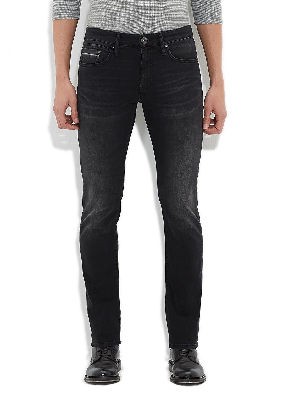 Renksiz Mavi Gri Denim Pantolon Erkek Giyim Jean