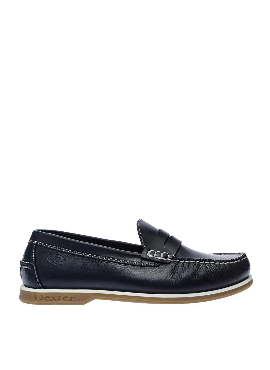 Standart Koyu Lacivert Dexter Günlük Ayakkabı Çanta Erkek