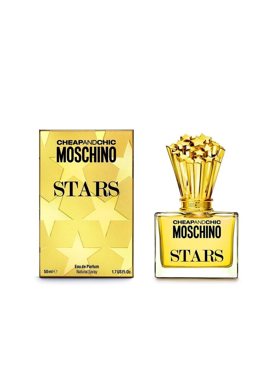 Standart Renksiz Moschino Stars Edp 50 ml Kadın Parfüm Kozmetik Boyner\'e Özel
