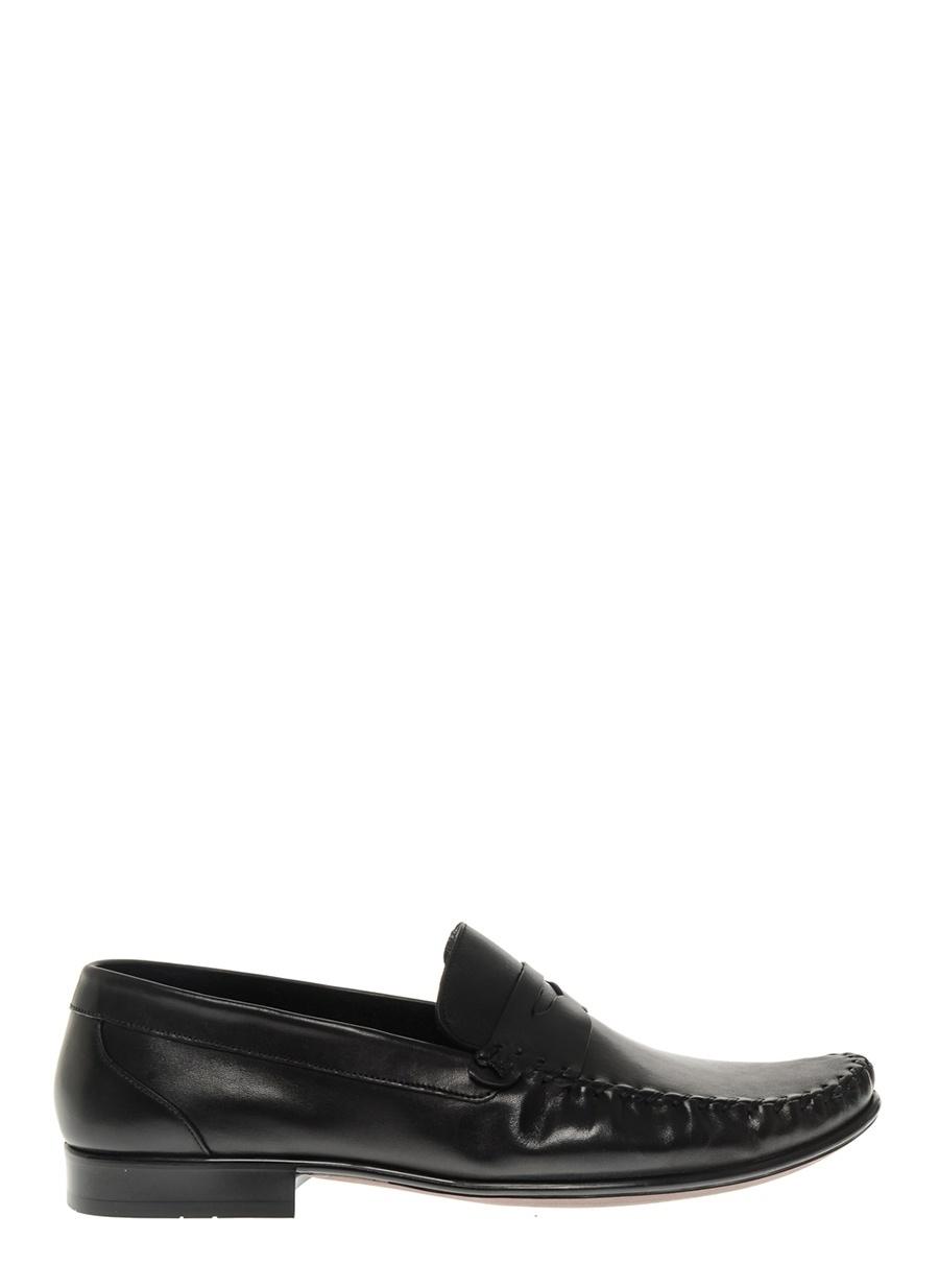 41 Siyah Pierre Loti Klasik Ayakkabı Çanta Erkek