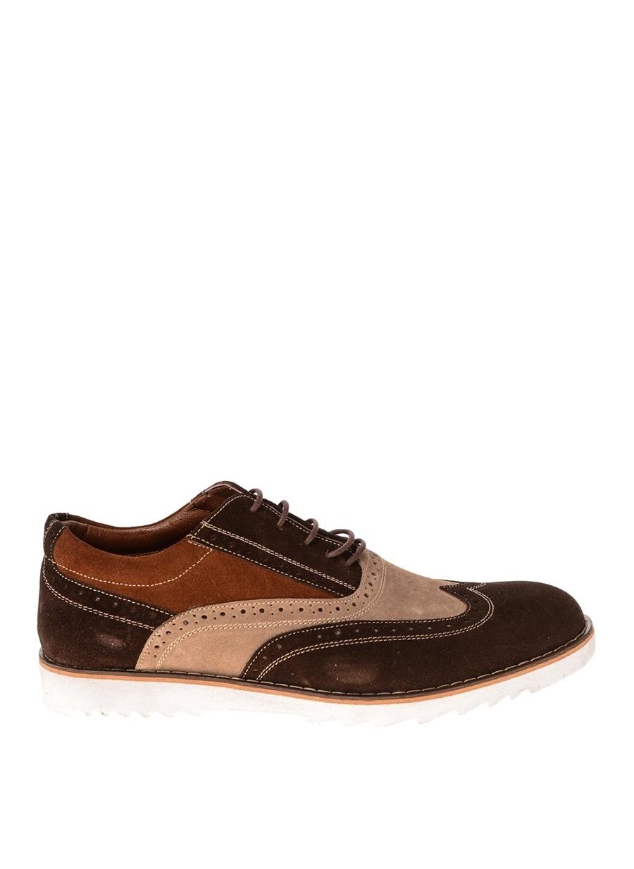 41 Kahve Carlo Sergiotts Günlük Ayakkabı Çanta Erkek