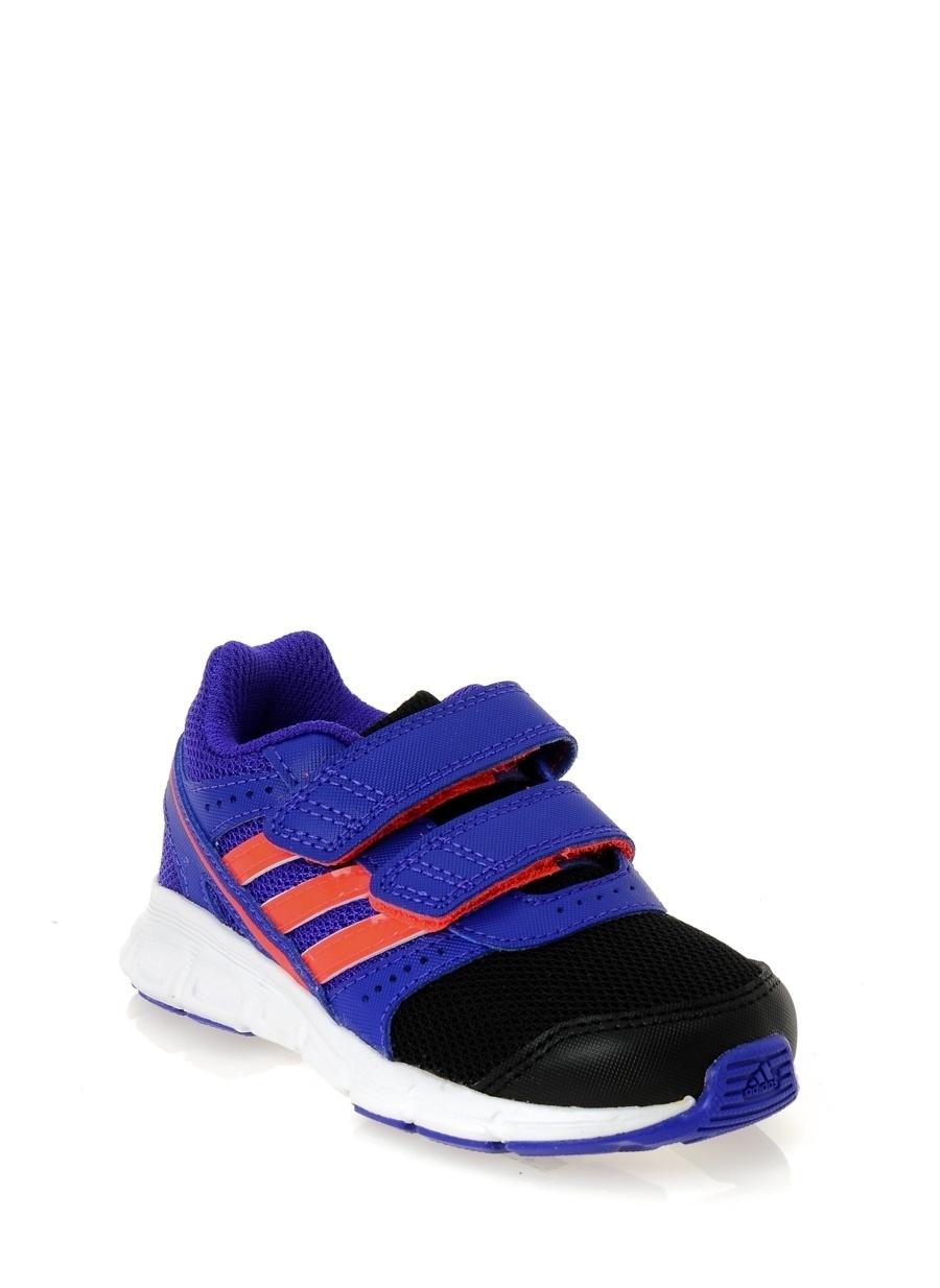 9 Ay-4 Yaş-Us 9.5 Kadın Kırmızı adidas Hyperfast CF Koşu Ayakkabısı Çanta Çocuk Ayakkabıları Antrenman