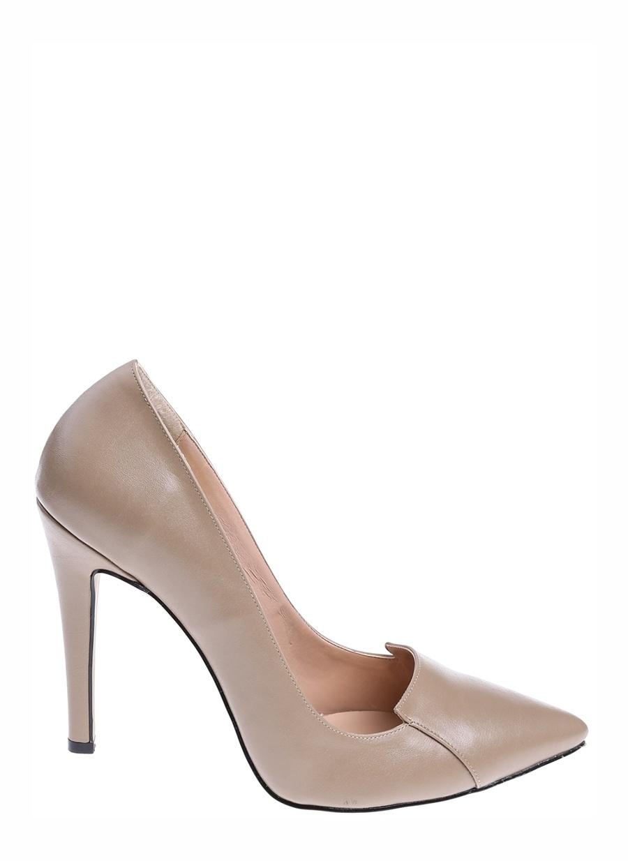 38 Vizon Queen Bee Topuklu Ayakkabı Çanta Kadın