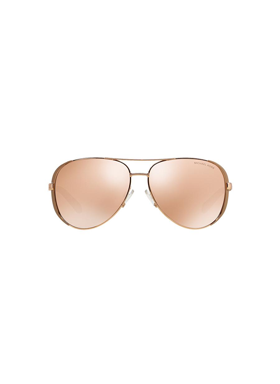 Standart Renksiz Michael Kors 0MK5004 Güneş Gözlüğü Kadın Aksesuar Gözlük
