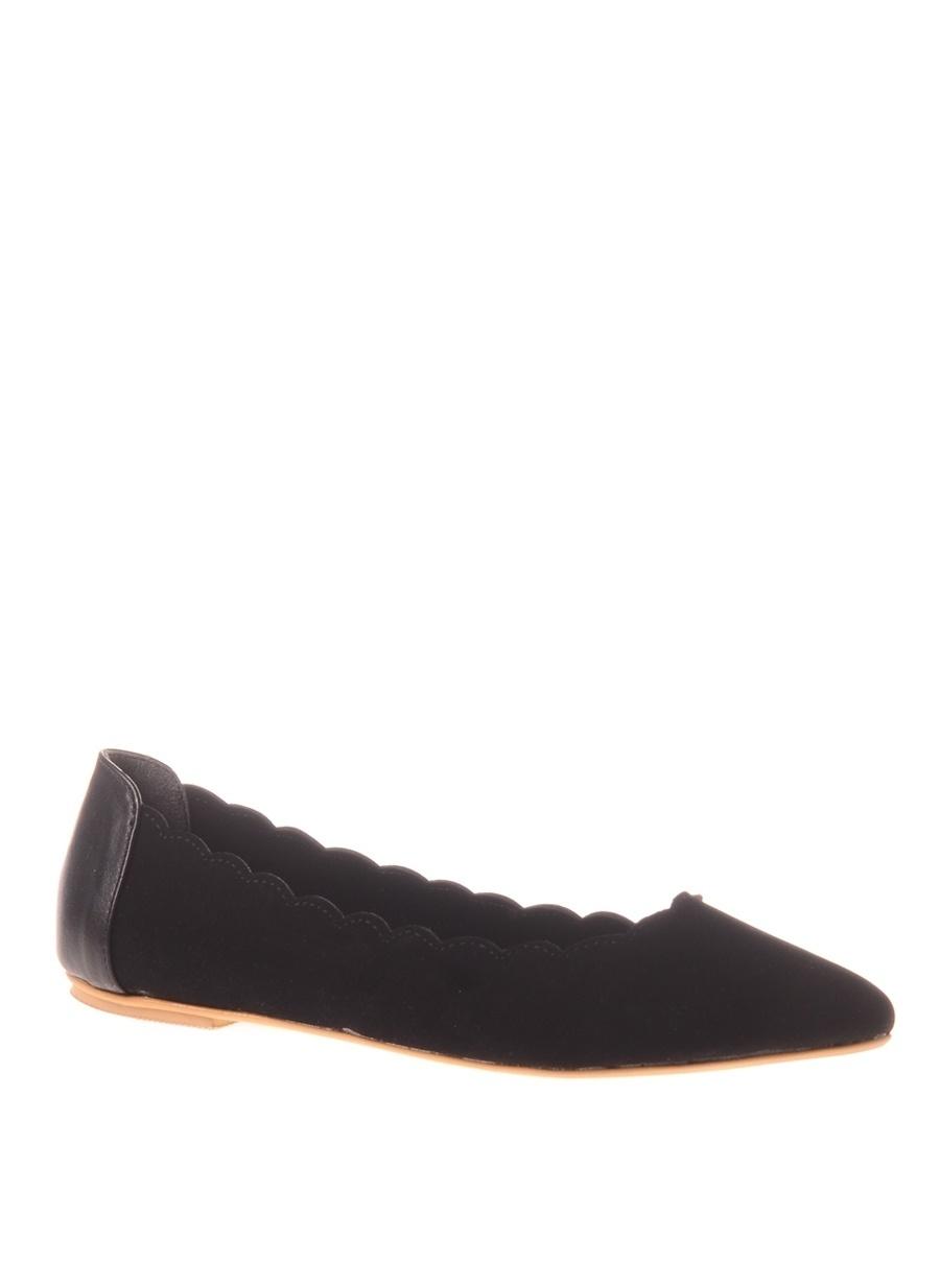 37 Siyah Lmn Limon Company Babet Outlet Kadın Ayakkabı Yürüyüş Koşu Ayakkabısı