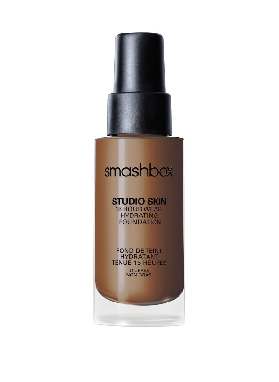 Standart Kadın Renksiz Smashbox Studio Skin 15 Hour Wear Hydrating Fondöten 4.1 Kozmetik Makyaj Yüz Makyajı