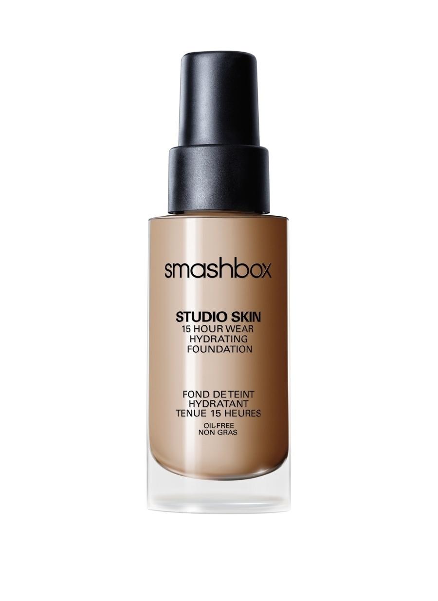 Standart Kadın Renksiz Smashbox Studio Skin 15 Hour Wear Hydrating Fondöten 2.1 Kozmetik Makyaj Yüz Makyajı
