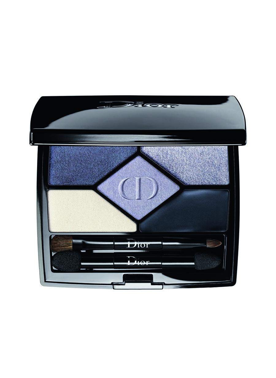 Standart Kadın Renksiz Dior Coul E Shad 5C Designer 208 Göz Farı Kozmetik Makyaj Makyajı
