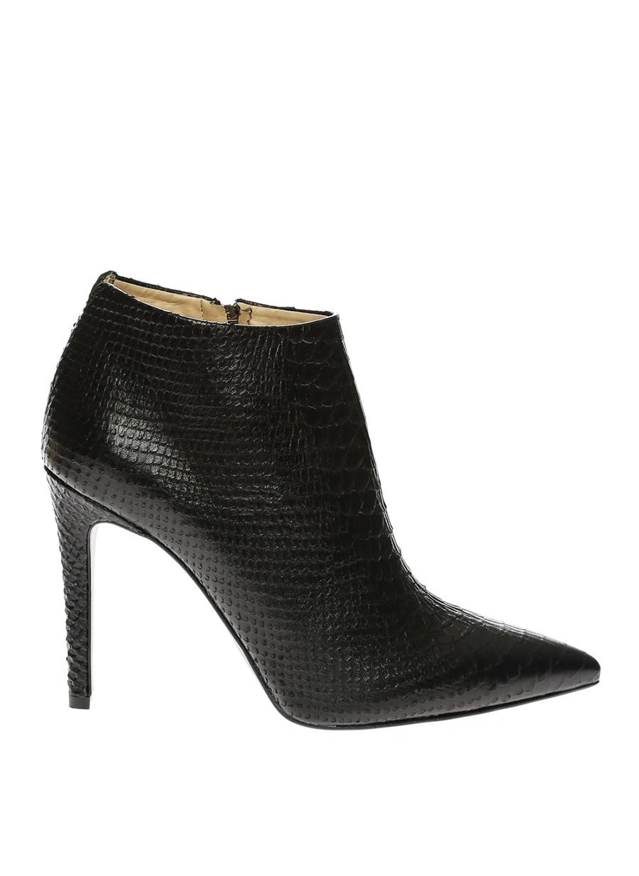 40 Siyah Bianca Di Bot Ayakkabı Çanta Kadın Çizme