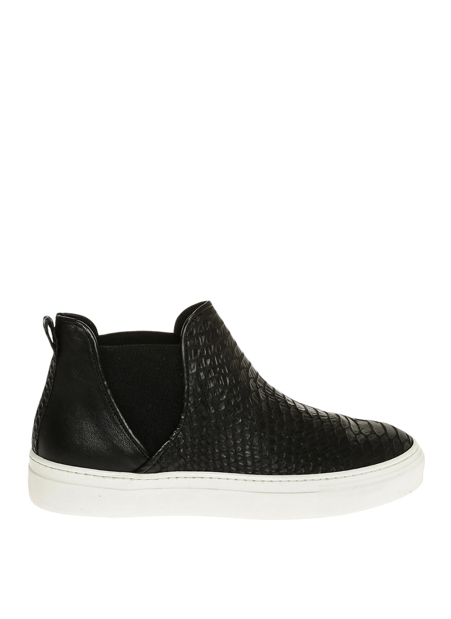 39 Siyah Dienneg Bot Ayakkabı Çanta Kadın Çizme