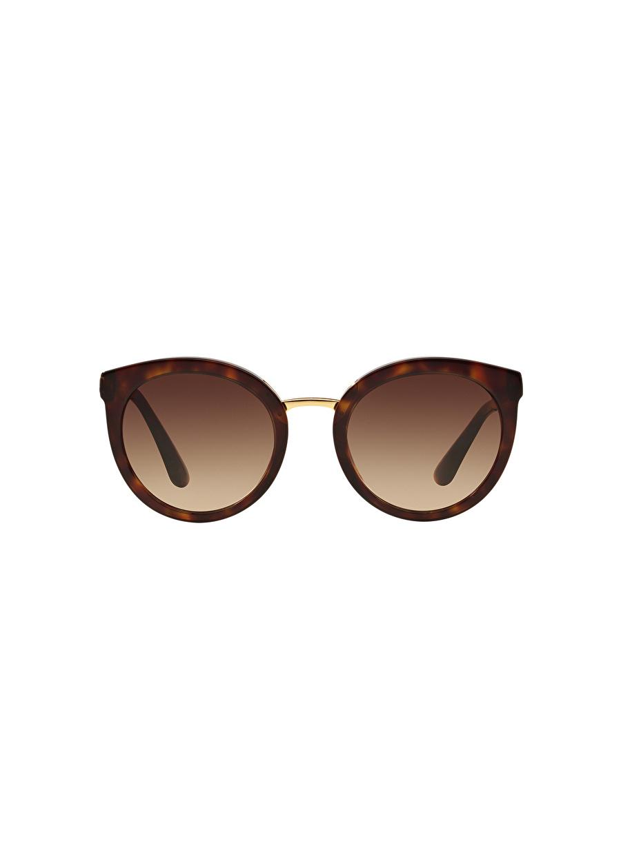 Standart Renksiz Dolce Gabbana 0DG4268 Güneş Gözlüğü Kadın Aksesuar Gözlük