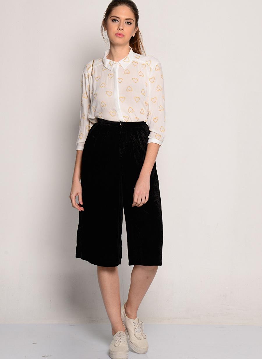 S Siyah Little White Lies Pantolon Kadın Giyim
