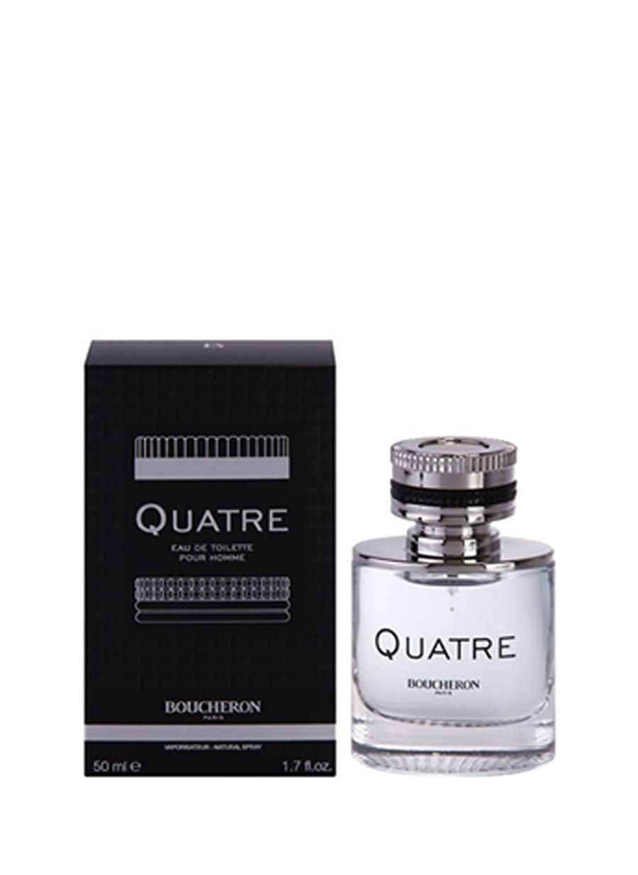 Standart Renksiz Boucheron Fragrances Quatre Pour Homme Edt 50 ml Erkek Parfüm Kozmetik