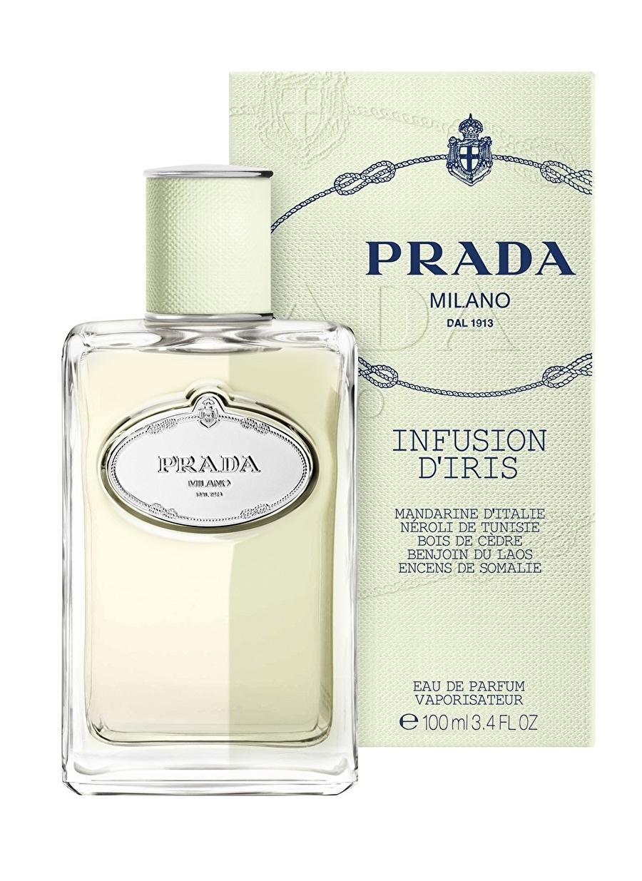 Standart Renksiz Prada Infusion D\'Iris Edp 100 ml Kadın Parfüm Kozmetik