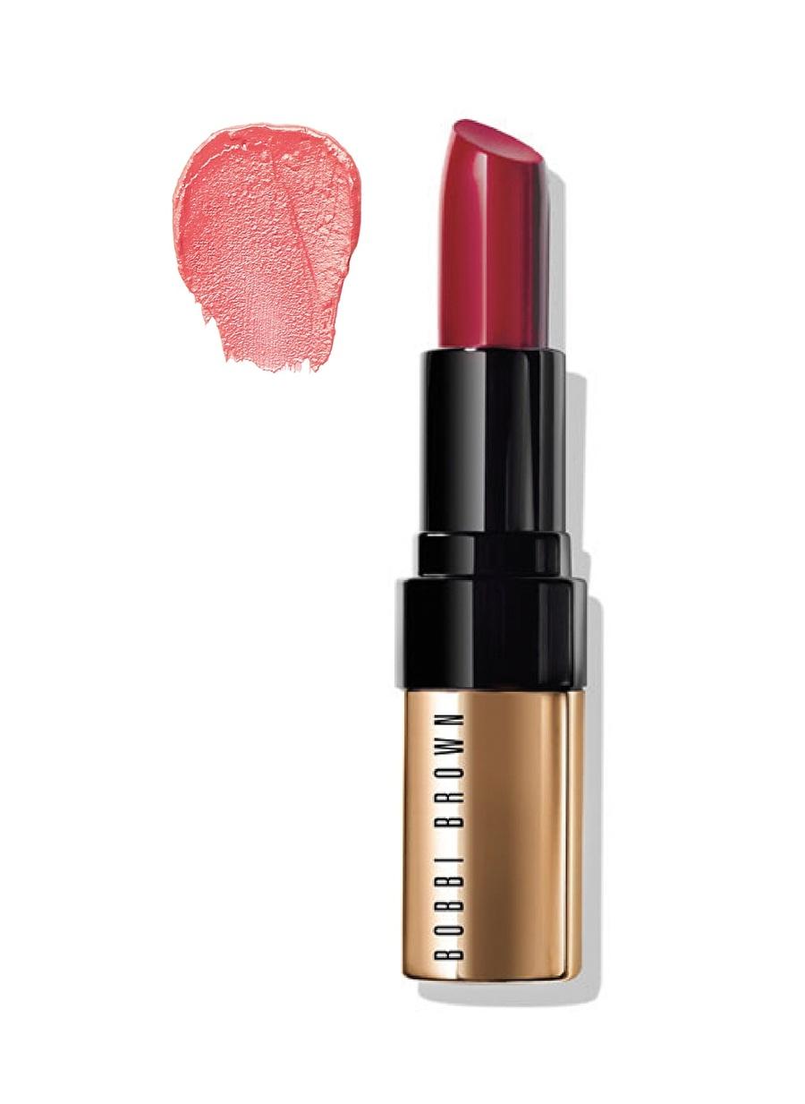 Standart Kadın Renksiz Bobbi Brown Luxe Lip Color - Retro Coral 3.8 gr Ruj Kozmetik Makyaj Dudak Makyajı