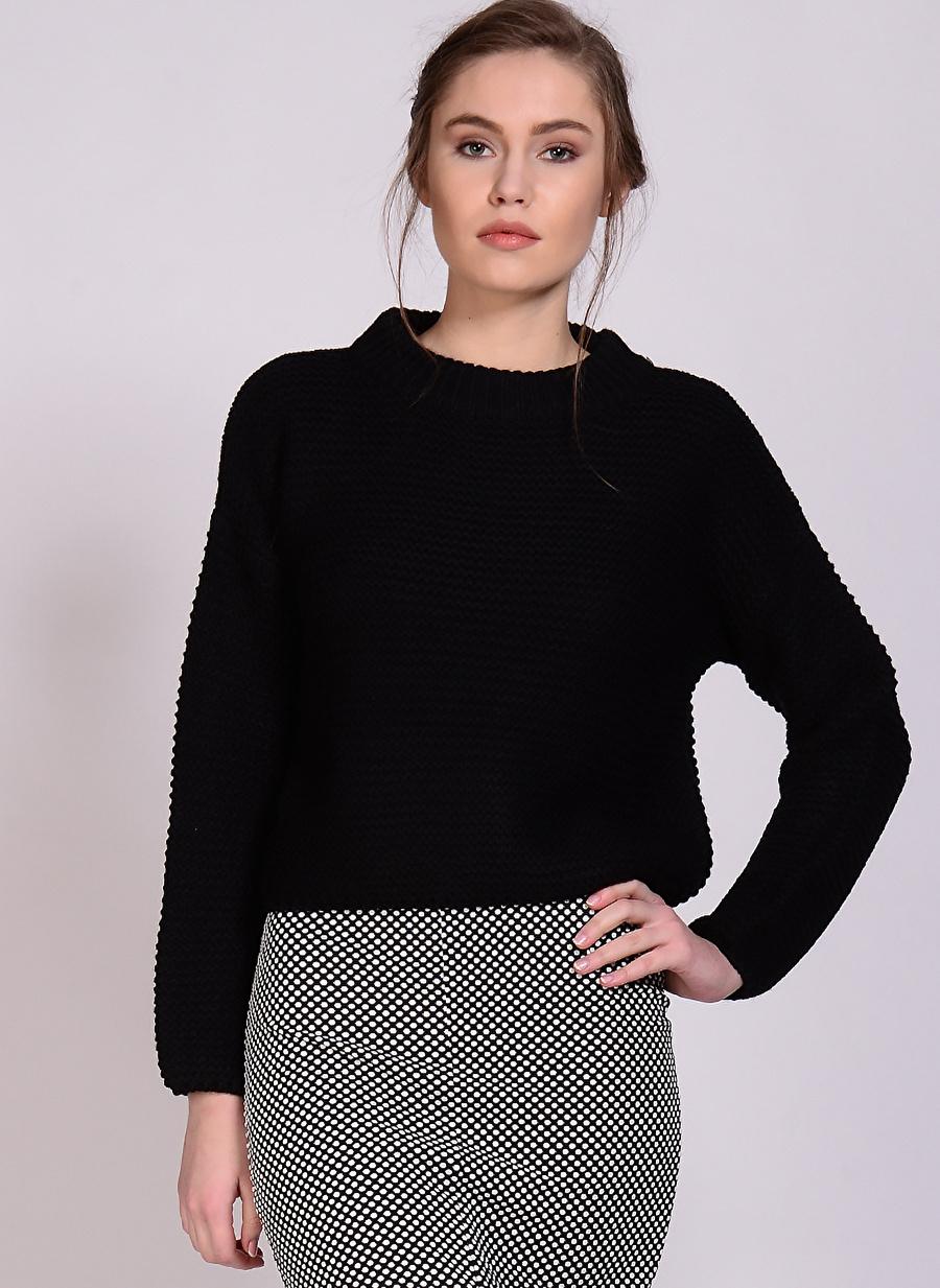 S-M Siyah Compania Fantastica Tulum Kadın Giyim