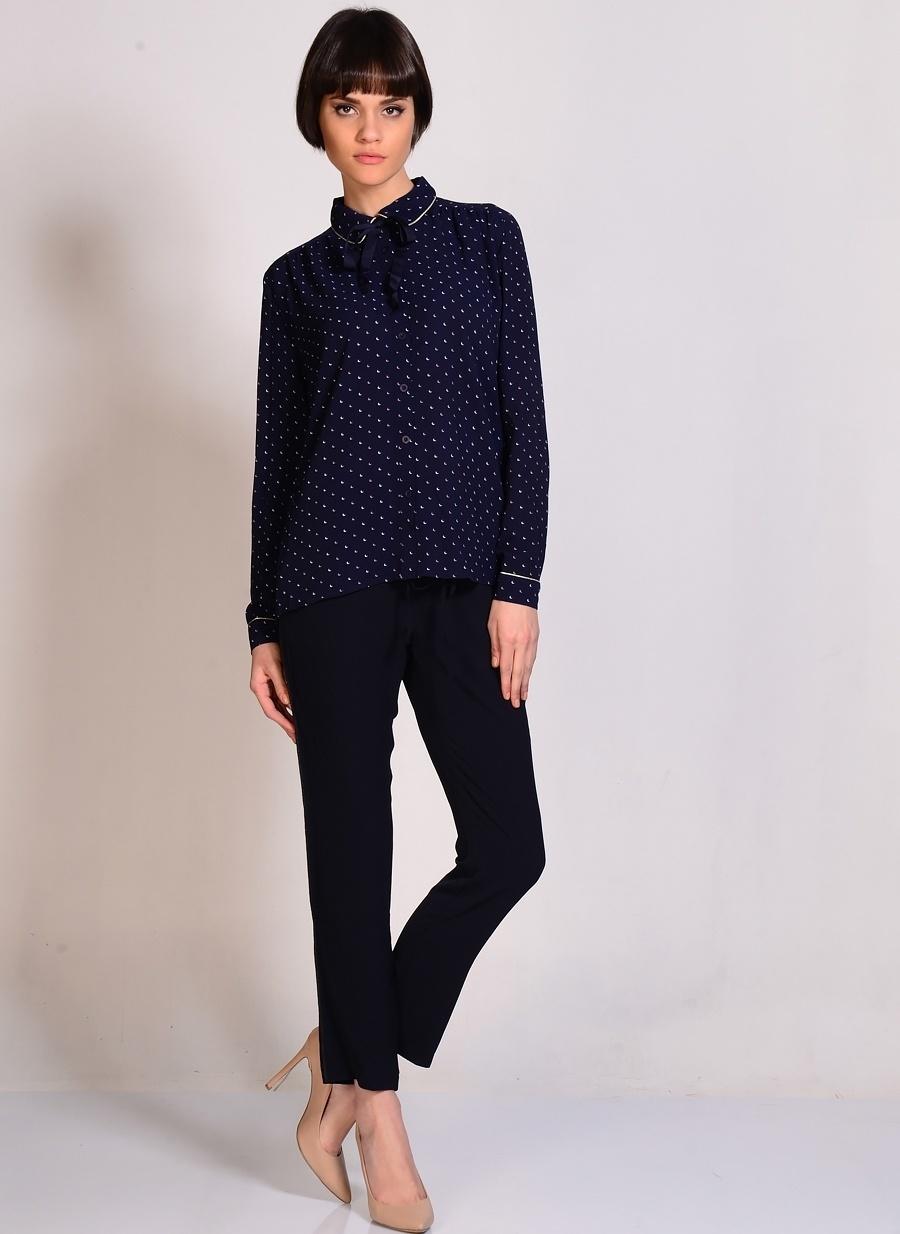 S Mavi Grace amp; Mila & Pantolon Kadın Giyim