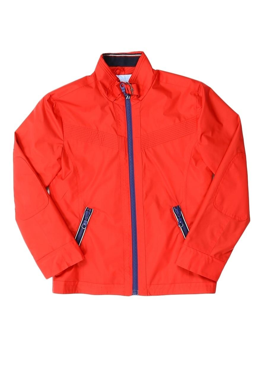7 Yaş Erkek Kırmızı North Of Navy Mont Çocuk Dış Giyim