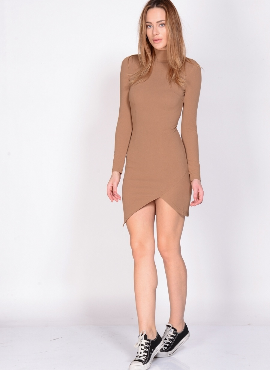38 Pudra Fashion Union Elbise Kadın Giyim
