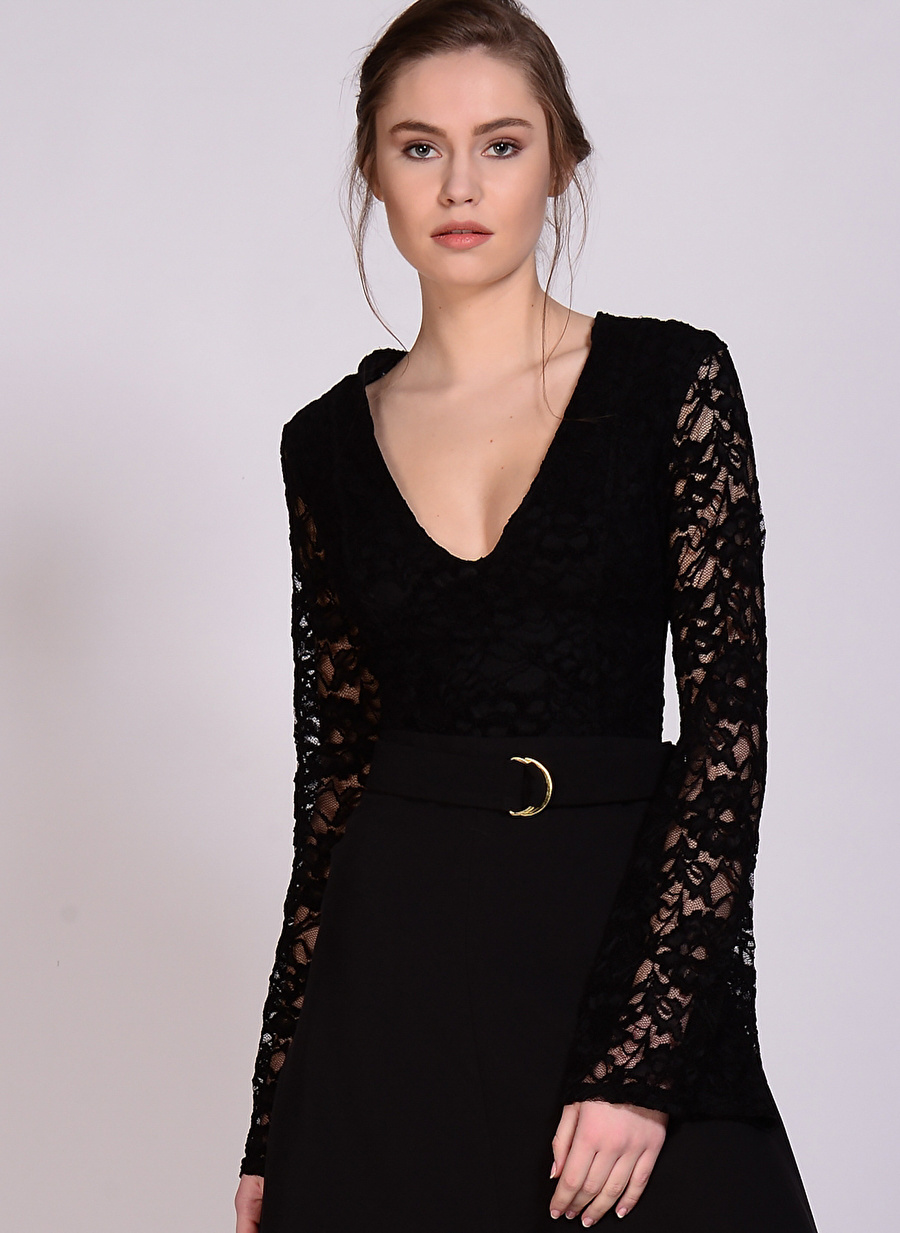 S Siyah Somedays Lovin Tulum Kadın Giyim