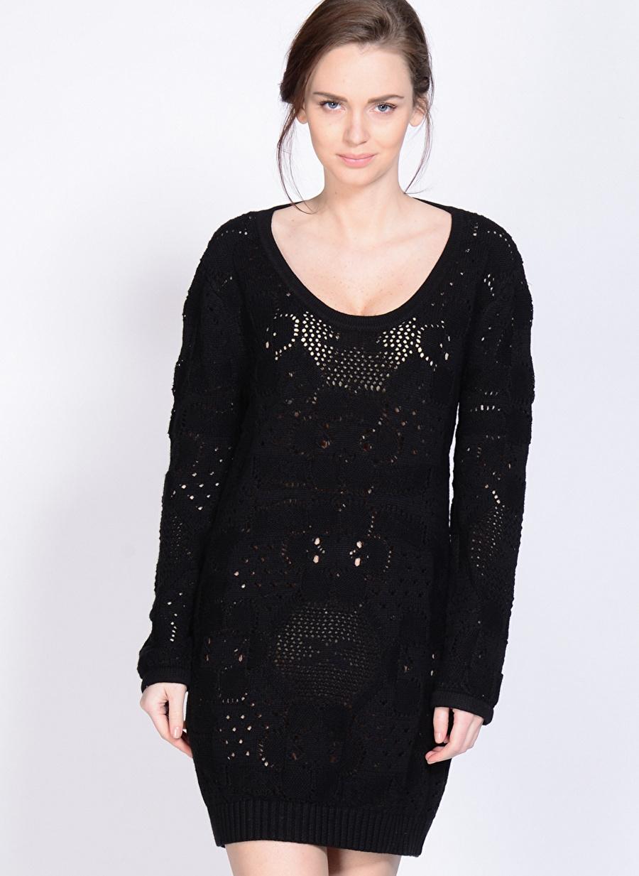XS Siyah Somedays Lovin Elbise Kadın Giyim