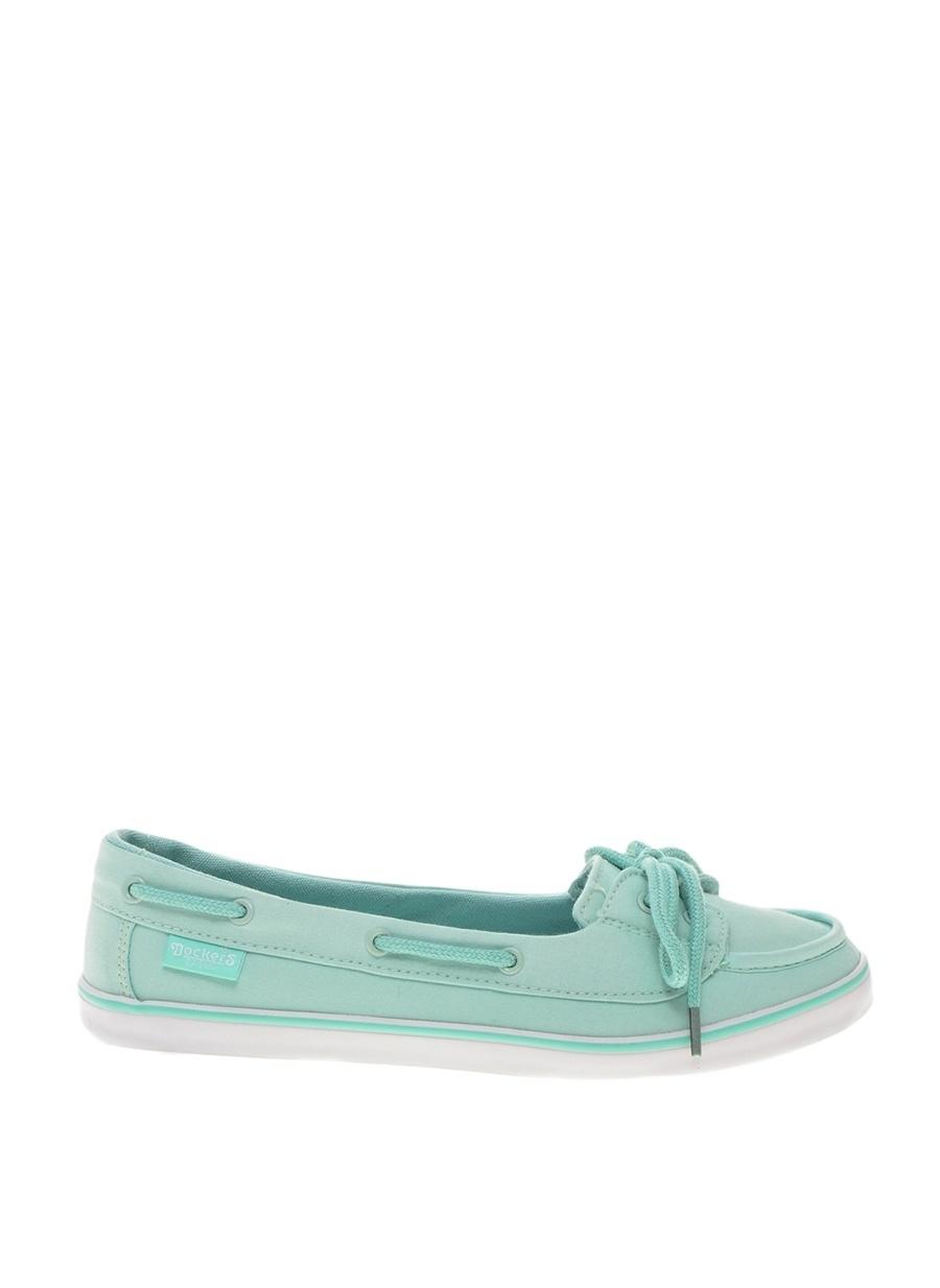 39 Mint Dockers Yürüyüş Ayakkabısı Spor Kadın