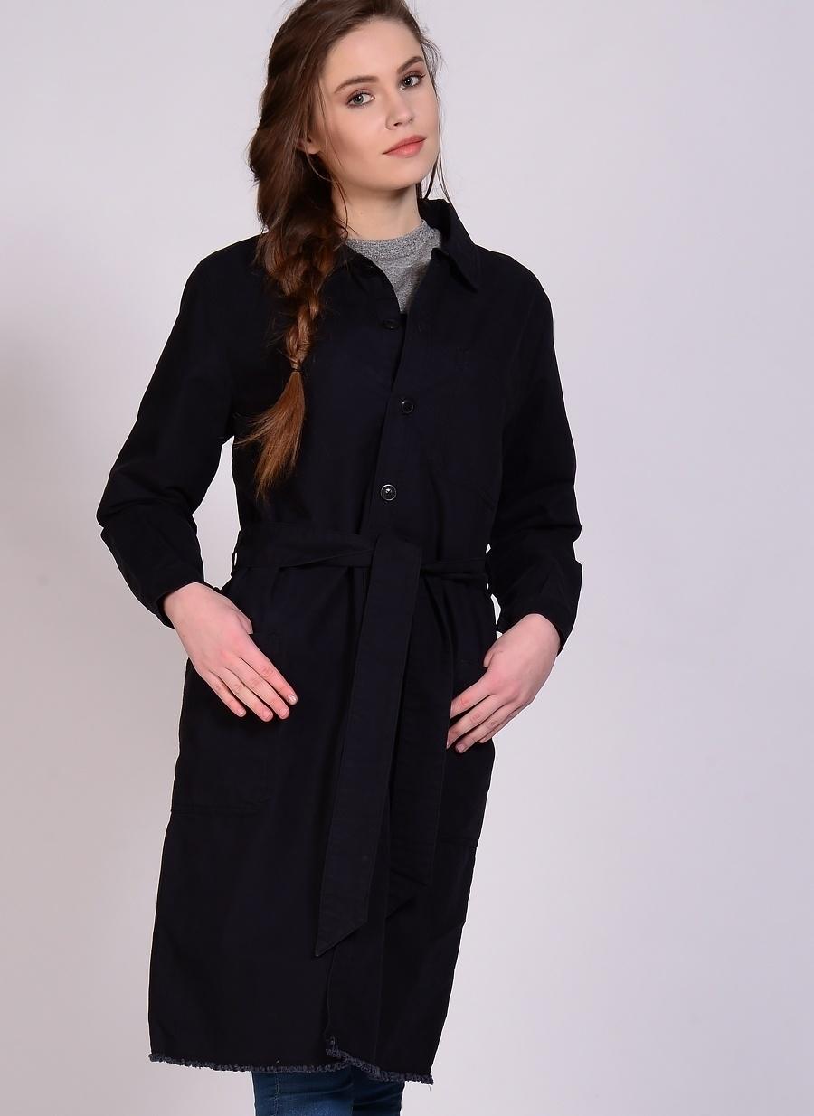 M Koyu Lacivert Adpt Ceket Kadın Giyim Yelek