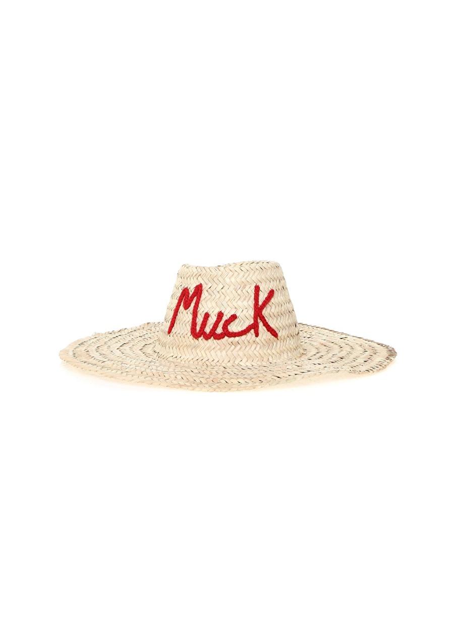 Standart Kırmızı Etincelles Şapka Kadın Aksesuar