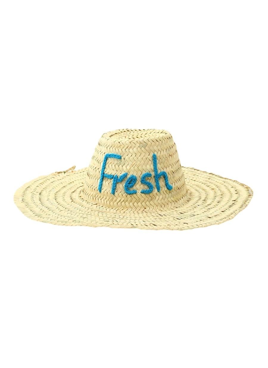Standart Mavi Etincelles Şapka Kadın Aksesuar