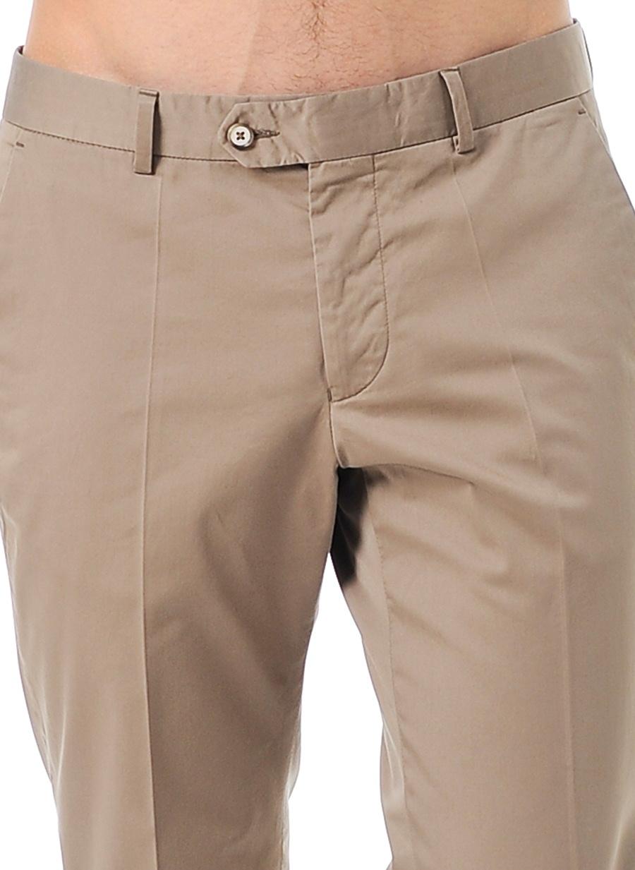 48 Taş Kip Klasik Pantolon Erkek Giyim