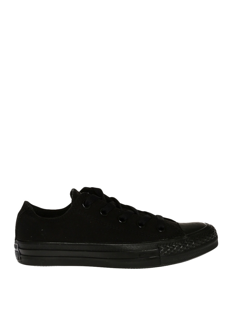 37.5 Siyah Converse M5039C Chuck Taylor Sneaker Ayakkabı Çanta Kadın Düz