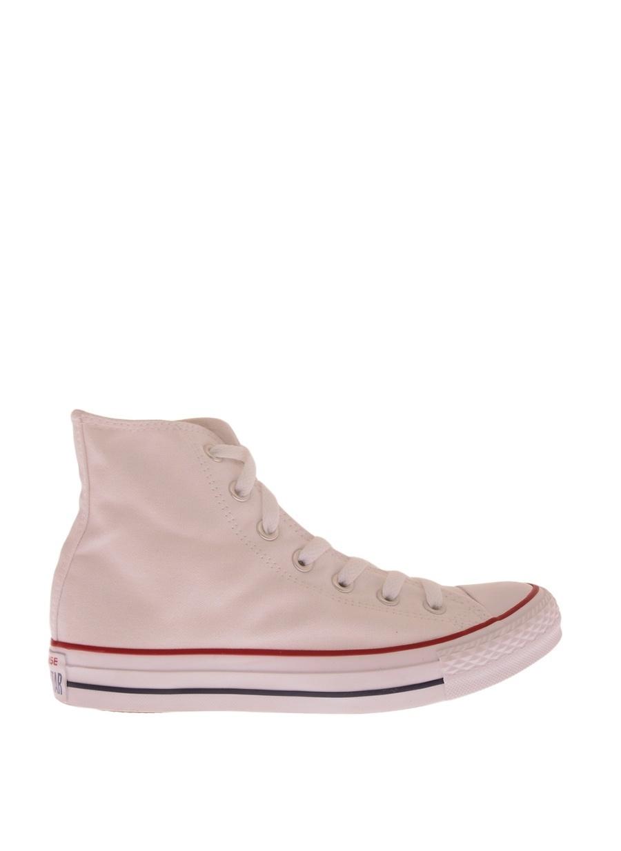 36 Beyaz Converse Kadın Düz Ayakkabı Çanta