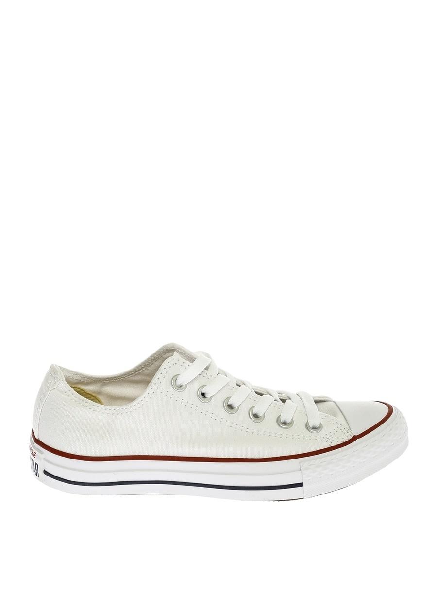 36 Beyaz Converse Chuck Taylor Düz Ayakkabı Çanta Kadın