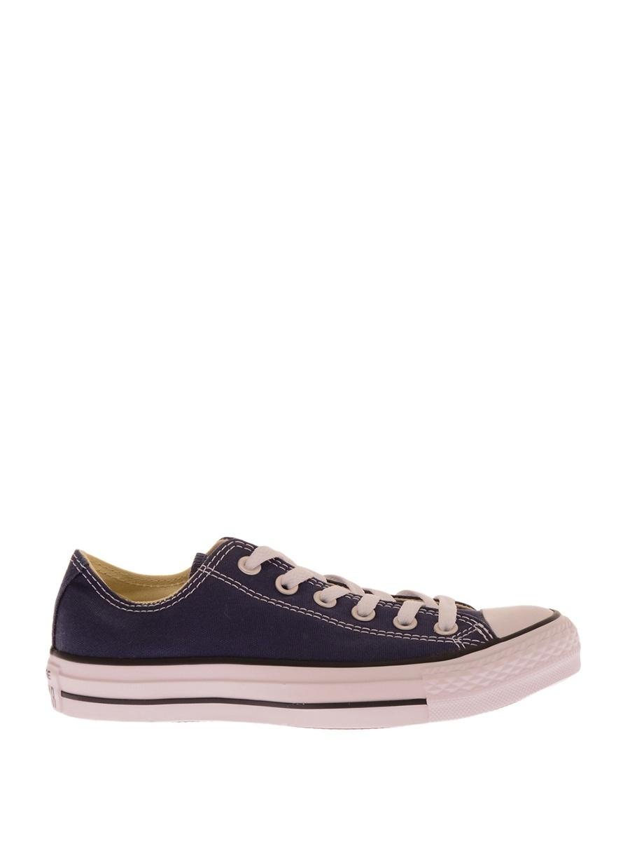 36.5 Koyu Lacivert Converse M9697C Chuck Taylor Sneaker Ayakkabı Çanta Kadın Düz