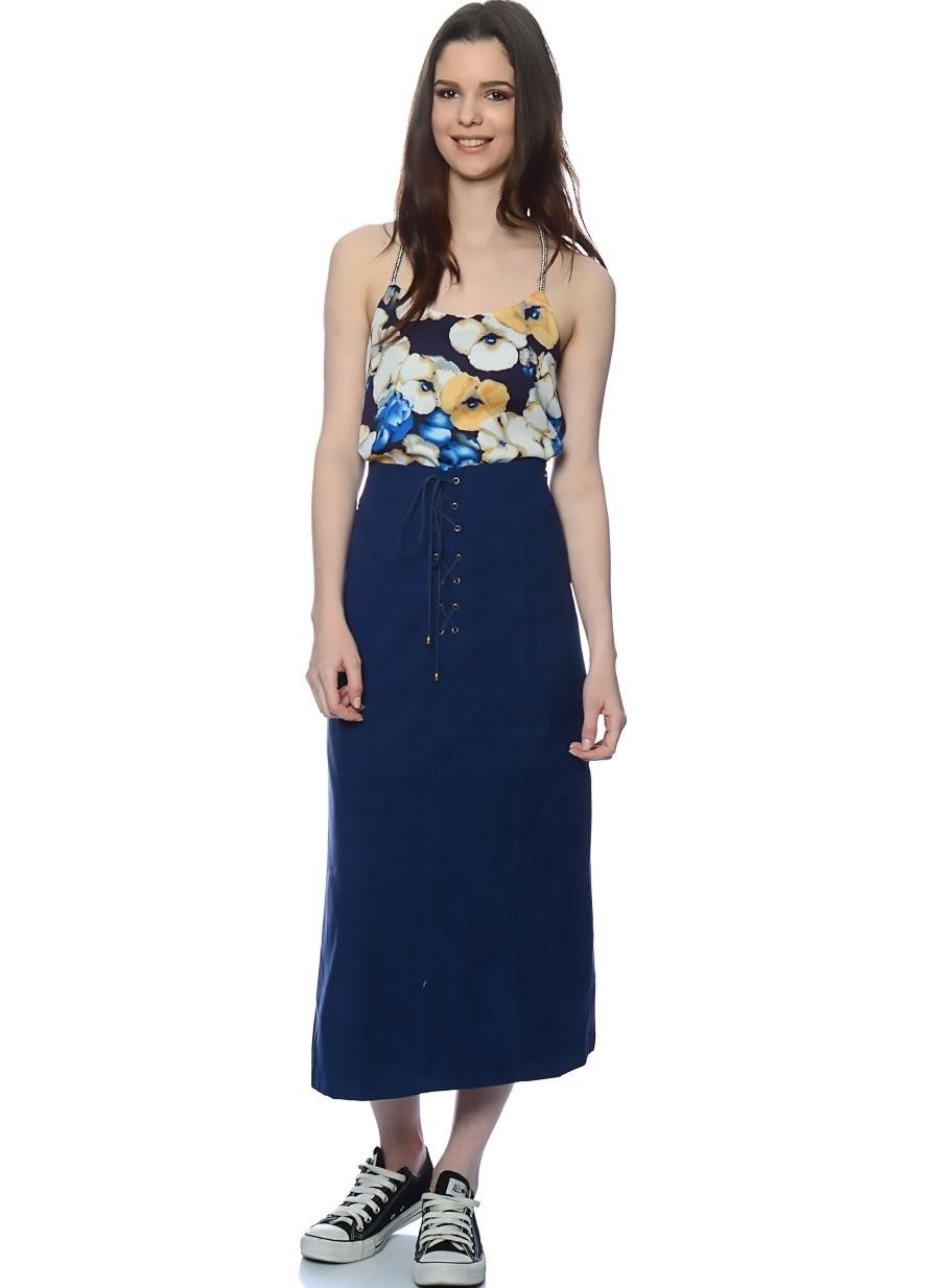 M Mavi Moon River Etek Kadın Giyim