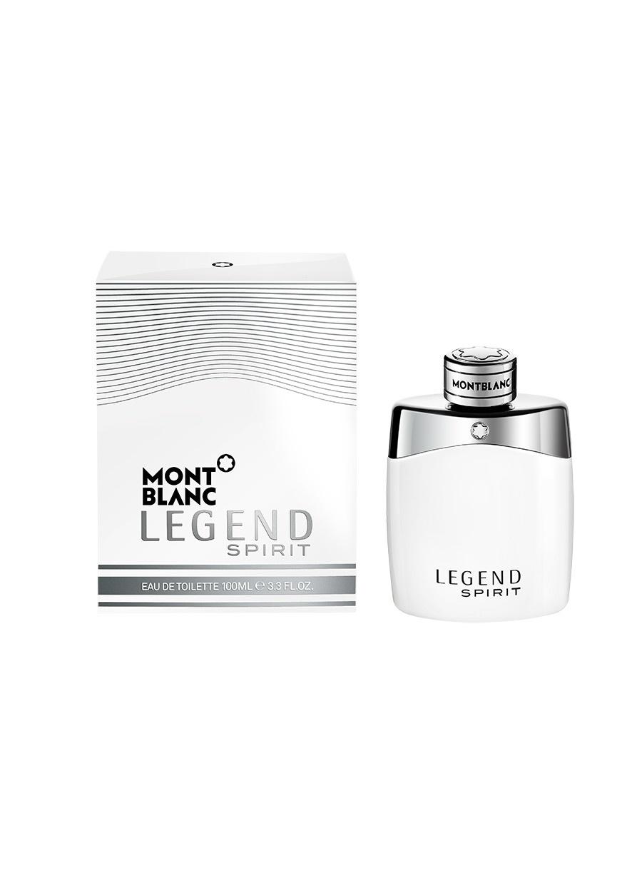 Standart Renksiz Mont Blanc Legend Spirit Edt 100 ml Erkek Parfüm Kozmetik