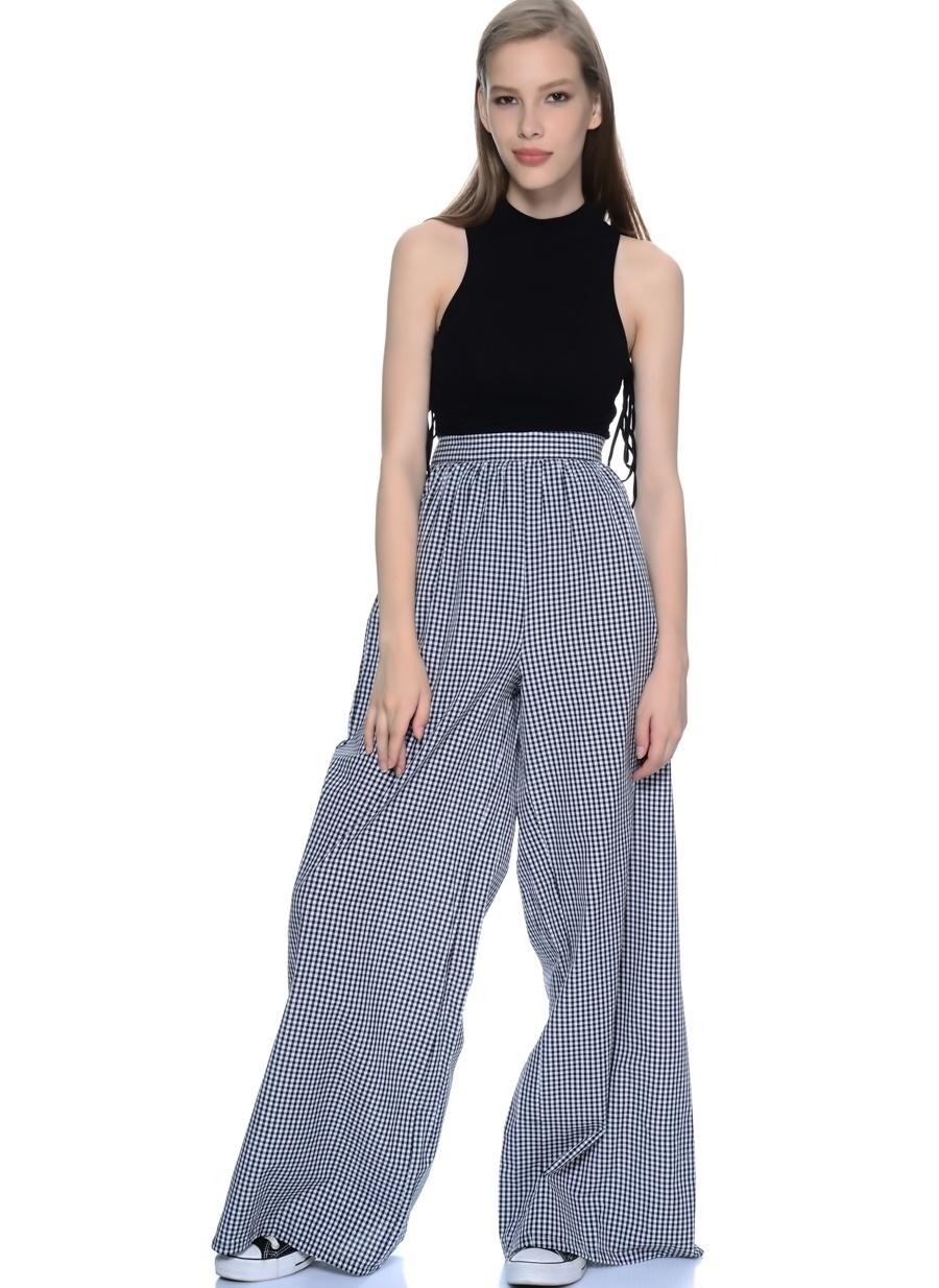 S Siyah Compania Fantastica Pantolon Kadın Giyim
