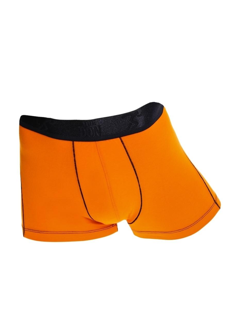 XL Turuncu The Don Boxer Erkek İç Giyim